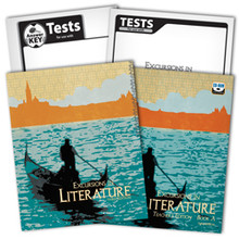 Excursions in Literature Subject Kit (3rd edition)