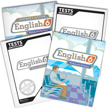 English 6 Subject Kit (2nd edition)