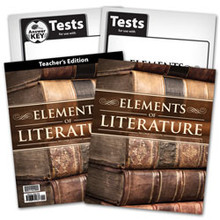 Elements of Literature Subject Kit (2nd edition)