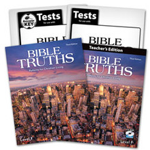 Bible Truths F: Patterns for Christian Living Subject Kit (3rd edition)