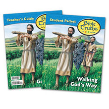 Bible Truths K4 Subject Kit (2nd edition)