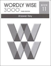 Wordly Wise 3000 Grade 11 Key