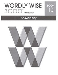 Wordly Wise 3000 Grade 10 Key