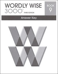 Wordly Wise 3000 Grade  9 Key