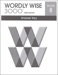 Wordly Wise 3000 Grade  8 Key