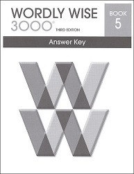 Wordly Wise 3000 Grade  5 Key