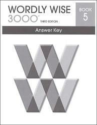 Wordly Wise 3000 Grade  5 Key