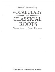 Vocabulary from Classical Roots C Key