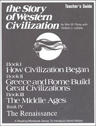Story of Western Civilization Teacher's Guide