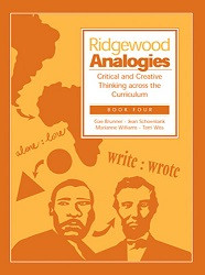 Ridgewood Analogies Book 4