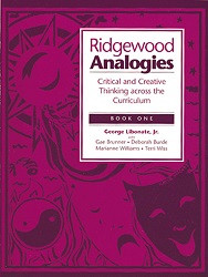 Ridgewood Analogies Book 1