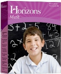 Horizons Math Fourth Grade Set
