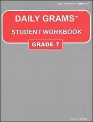 Daily Grams 7 Workbook