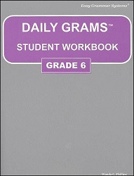 Daily Grams 6 Workbook