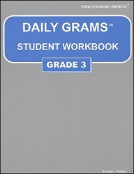 Daily Grams 3 Workbook