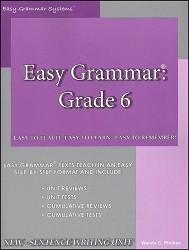 Easy Grammar 6