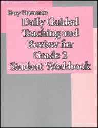 Daily Guided Teaching and Review for Grade 2 Workbook