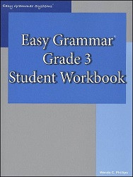 Easy Grammar 3 Workbook