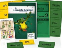 All About Reading Level 2 Student Packet Leap into Reading