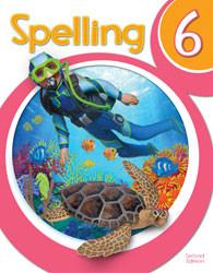 Spelling 6 Student Worktext (2nd ed.)