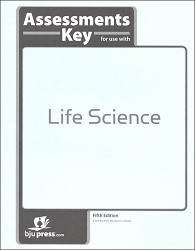 Life Science  Assesments Answer Key (5th Ed.)