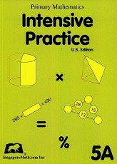 Primary Mathematics 5A Intensive Practice (U.S. Edition)
