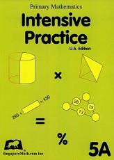Primary Mathematics 5A Intensive Practice (U.S. Edition)