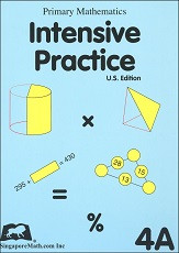 Primary Mathematics 4A Intensive Practice (U.S. Edition)