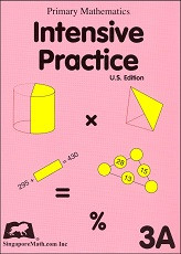 Primary Mathematics 3A Intensive Practice (U.S. Edition)