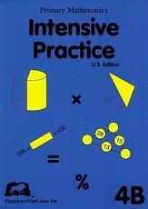 Primary Mathematics 4B Intensive Practice (U.S. Edition)