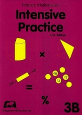 Primary Mathematics 3B Intensive Practice (U.S. Edition)