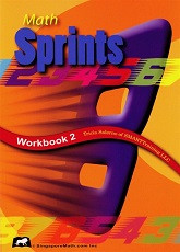 Primary Mathematics 2 Math Sprints