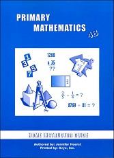 Primary Mathematics 4B Home Instructor's Guide