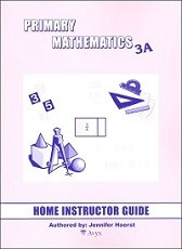Primary Mathematics 3A Home Instructor's Guide
