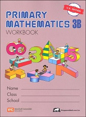 Primary Mathematics 3B Workbook