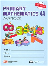 Primary Mathematics 4A Workbook