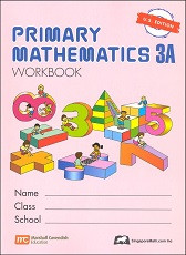 Primary Mathematics 3A Workbook