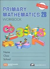 Primary Mathematics 2B Workbook