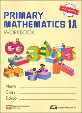 Primary Mathematics 1A Workbook