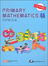Primary Mathematics 4A Textbook
