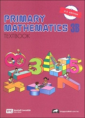 Primary Mathematics 3B Textbook