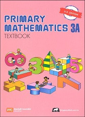 Primary Mathematics 3A Texbook
