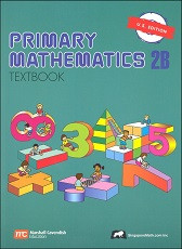 Primary Mathematics 2B Textbook