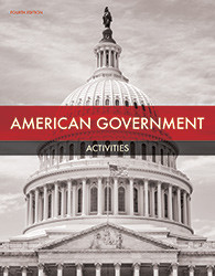 American Government Student Activities Manual (4th ed.)