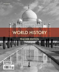 World History   Teacher's Edition (5th Ed.)