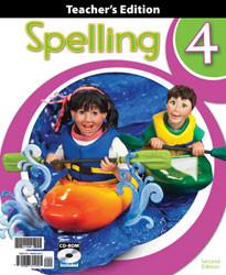 Spelling 4 Teacher's Edition (2nd ed.)