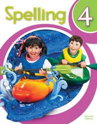Spelling 4  Student Worktext (2nd ed.)