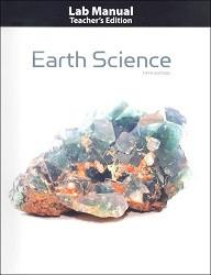 Earth Science  Teacher's Edition Lab Manual (5th ed.)