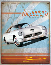 Vocabulary Level F Teacher's Edition (3rd ed.)