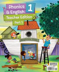 Phonics and English 1 Teacher's Edition (4th ed.; 2 vols.)